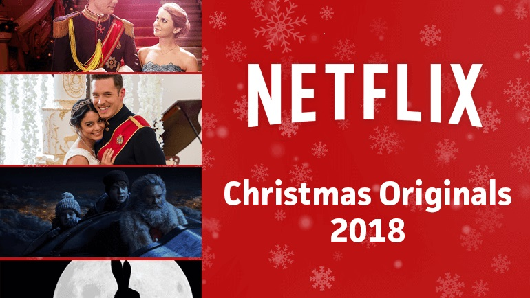 The Best Netflix Movies to Get You In the Holiday Spirit