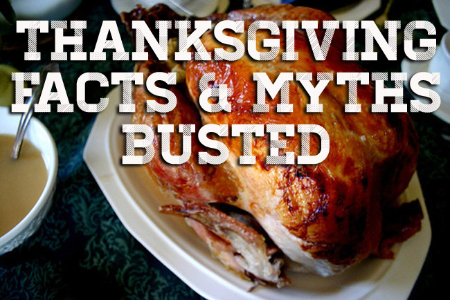 Thanksgiving+Myths+and+Truths