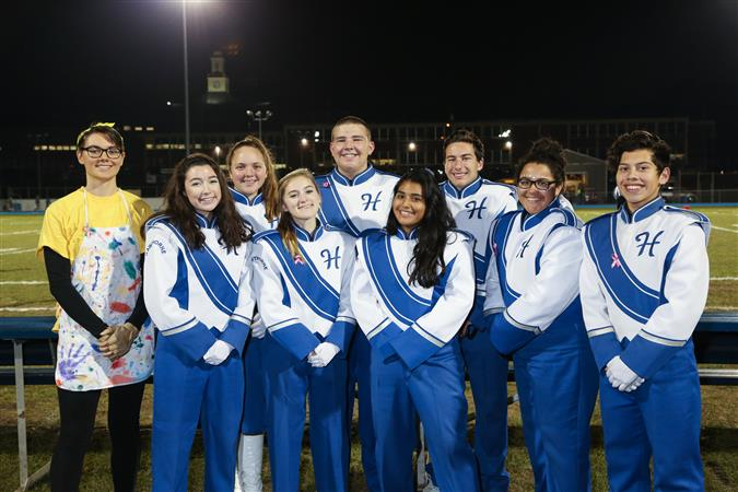 HHS Marching Bears