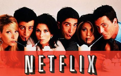 "FAKE NEWS: ""Friends"" Is Not Leaving Netflix"