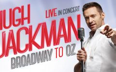 Hugh Jackman On Tour!