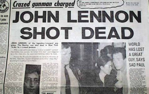 This Day In History: Assassination Of John Lennon