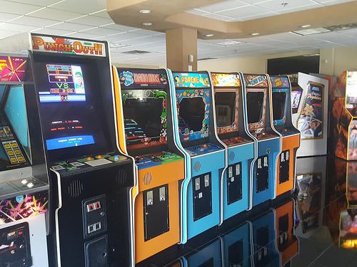 Billy's Midway Arcade
