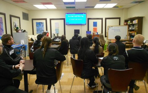 Hawthorne High School Shines a Light on Human Trafficking