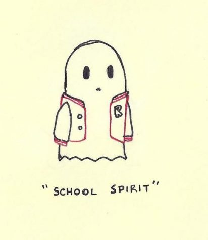 Where's the Spirit at the HHS Varsity Girls Basketball Games?