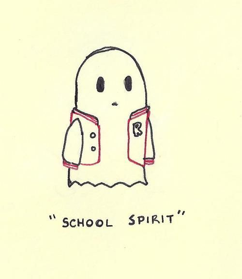 Wheres the Spirit at the HHS Varsity Girls Basketball Games?
