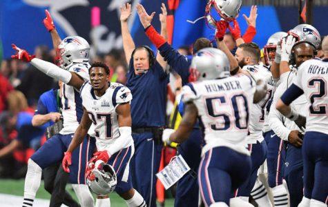 Patriots Win Super Bowl…… Again
