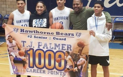 TJ Palmer Becomes Mr. 1,000