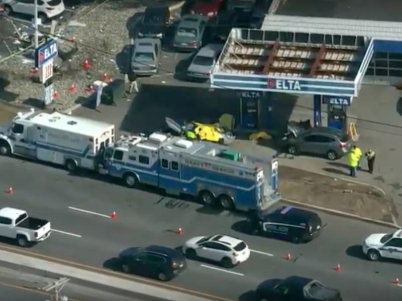 3 Killed in Wayne Car Crash