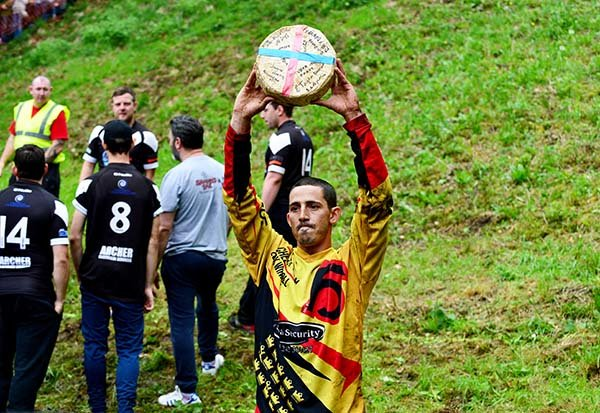 The Need For Cheese Rolling