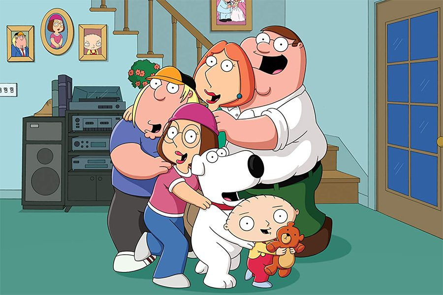 10 Facts About Family Guy to Celebrate Its 20th Anniversary