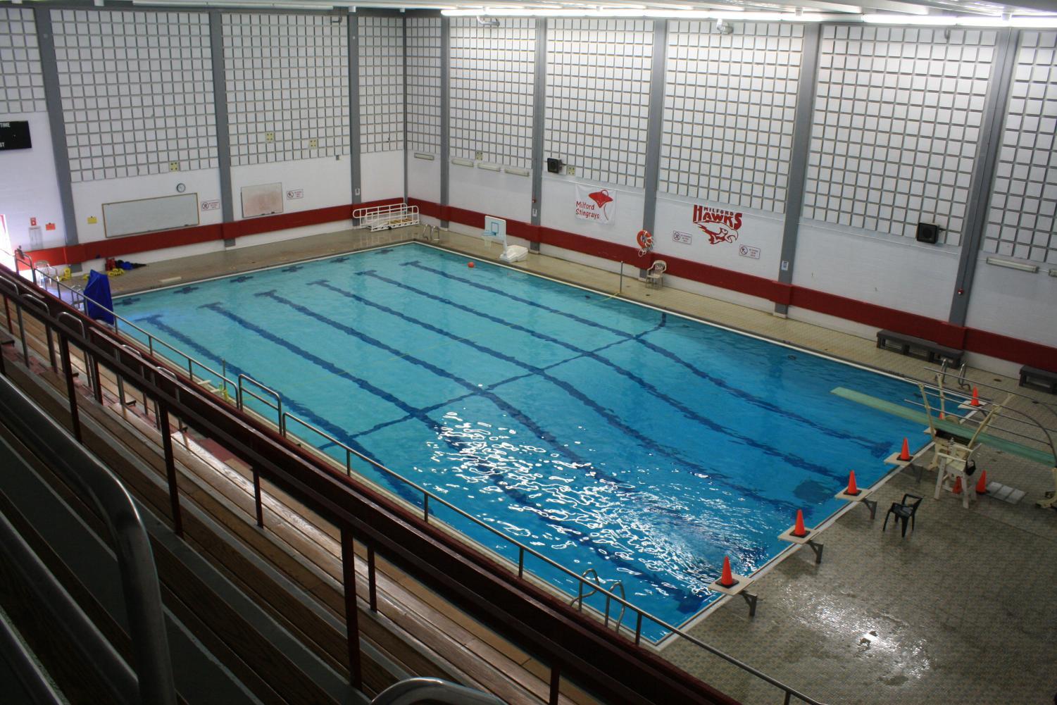 Soon To Be Renovated HHS Pool