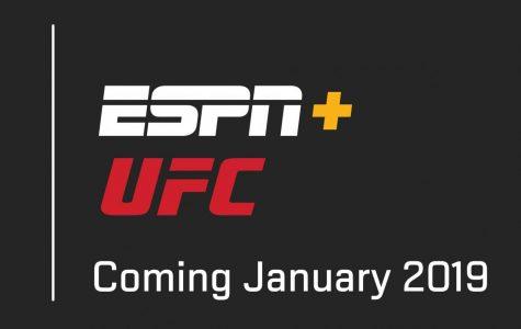 UFC Goes Exclusive on ESPN+
