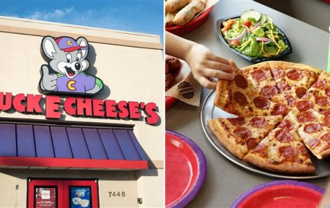 Is Chuck E Cheese Recycling Pizza?