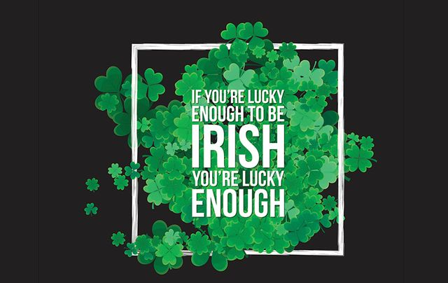 What is the Luck of the Irish