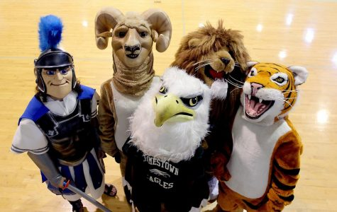 Forget the Blue and White: New Colors? New Mascot?