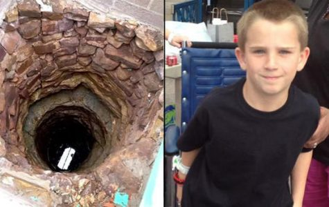Boy Rescued From Borough Well
