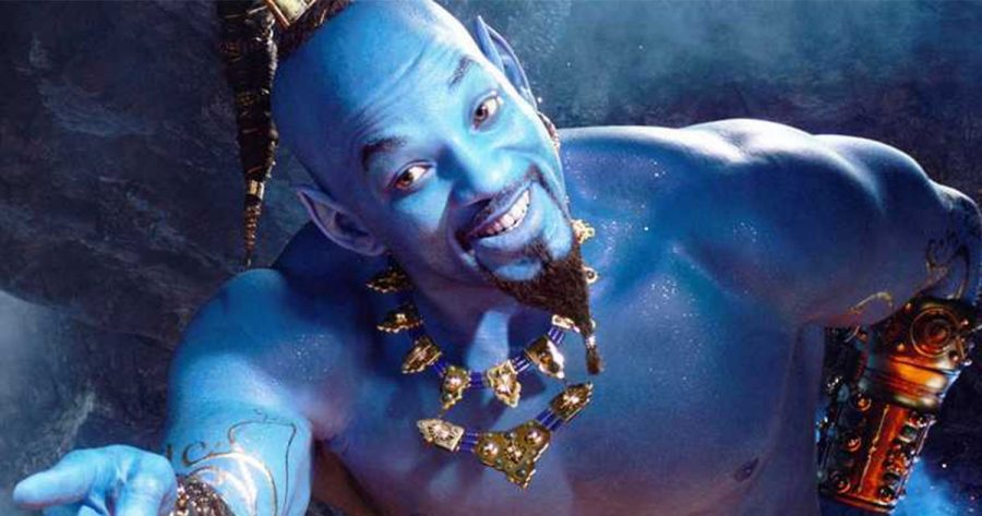 Aladdin Live-Action Movie!