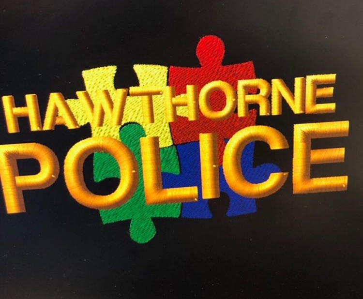 Hawthorne Police Department Promotes Autism Awareness