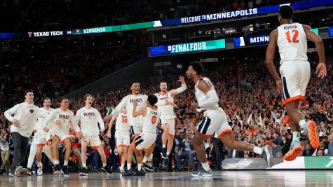 Virginia Cavaliers Win First Title in School History