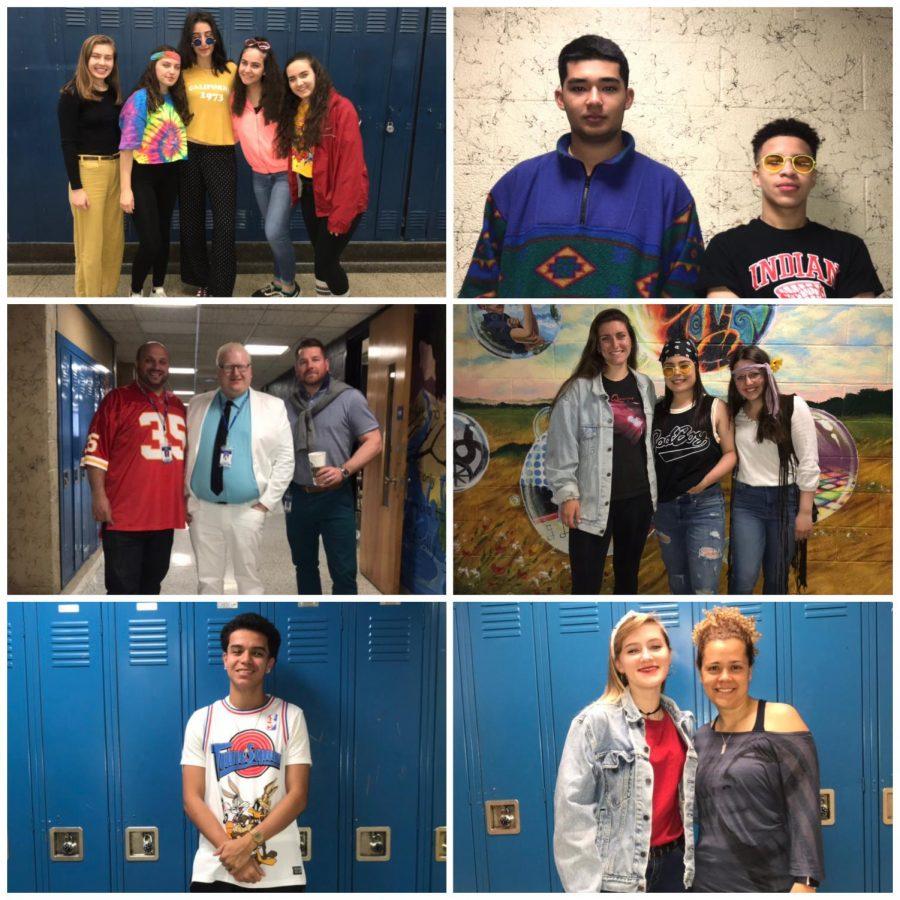 Spirit Week Day 4: Throwback Thursday