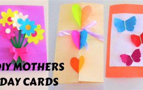 5 Mother's Day Card Ideas