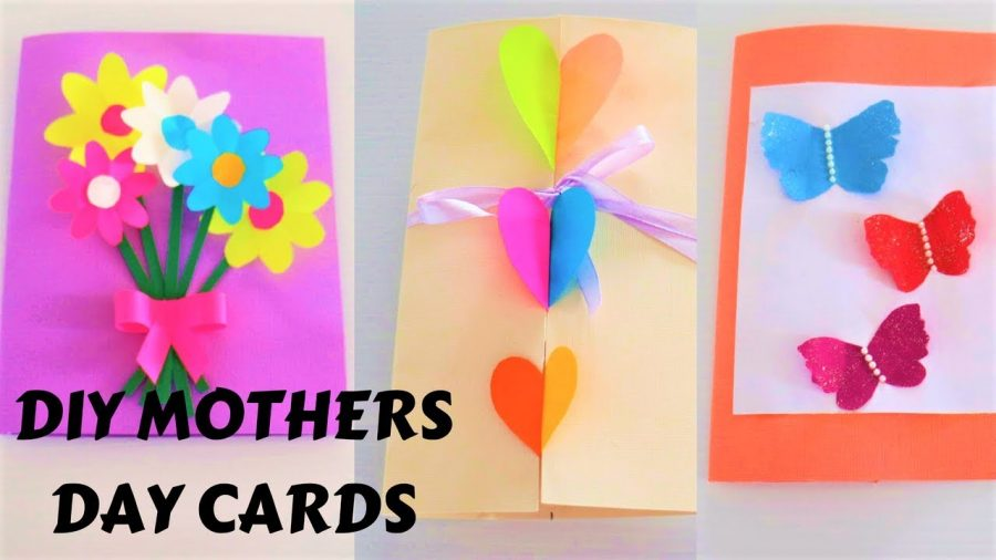 5 Mothers Day Card Ideas
