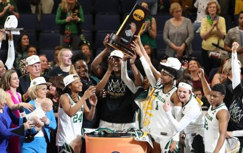 Baylor Lady Bears Win Title in a Nail-Biter