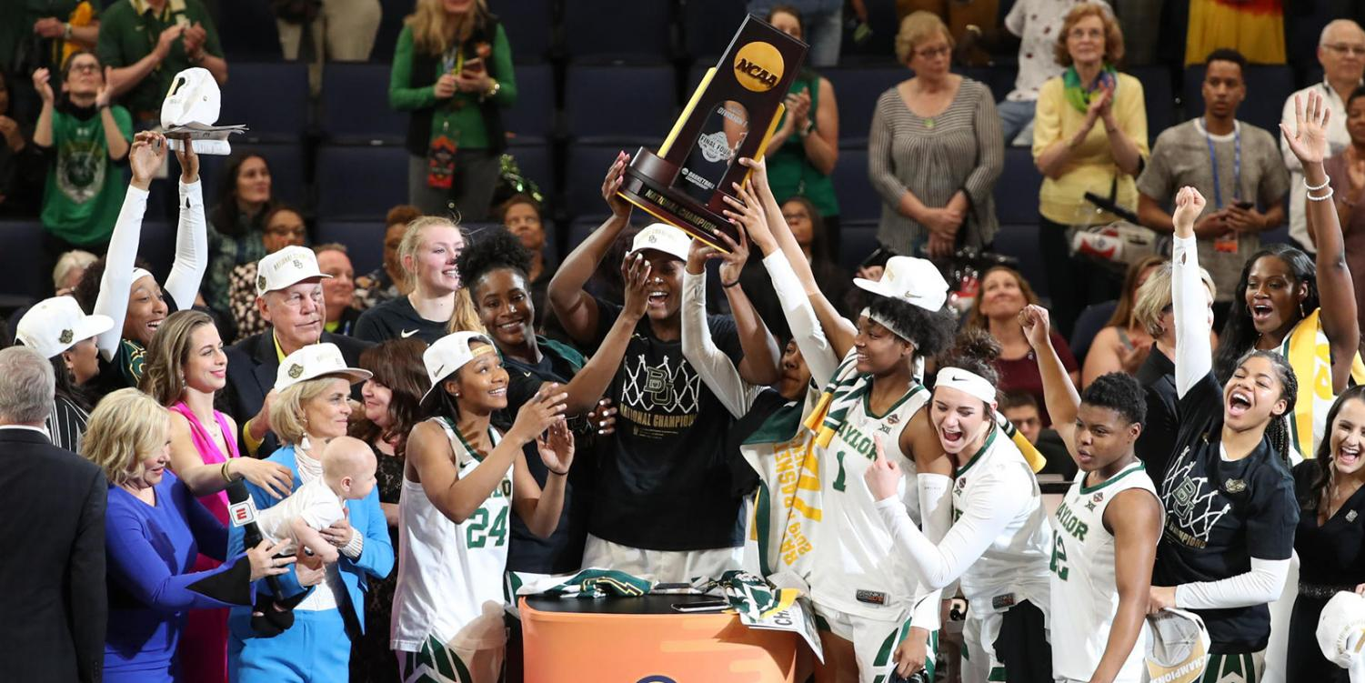 The Baylor Lady Bears