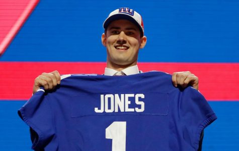 New Yorks Giants New Quarterback: Daniel Jones