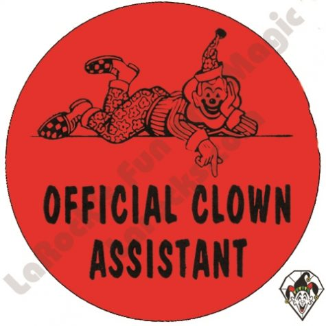 What It's Like To Be a Clown Assistant