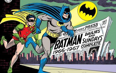 Liam's Corner: Batman Is Bad At His Job