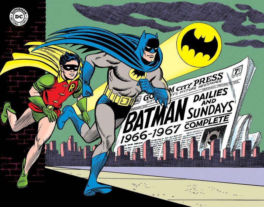 Liams Corner: Batman Is Bad At His Job