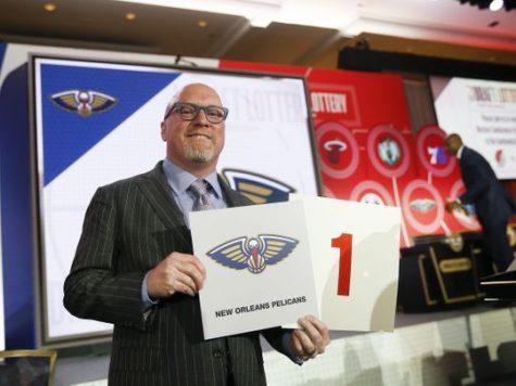 NBA Draft Lottery 2019