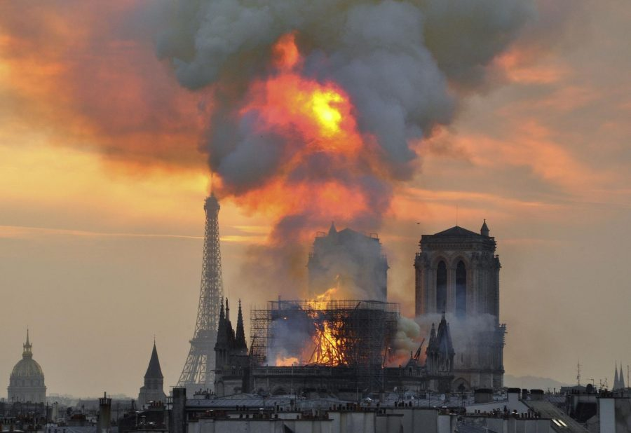 The+Notre+Dame+Cathedral+Fire