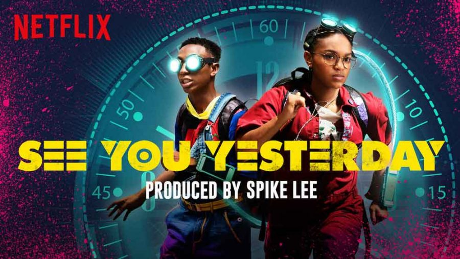 "Netflix's ""See You Yesterday"""