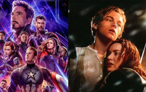 Avengers: Endgame Passes Titanic
