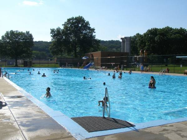 The Hawthorne Memorial Pool is Officially Open