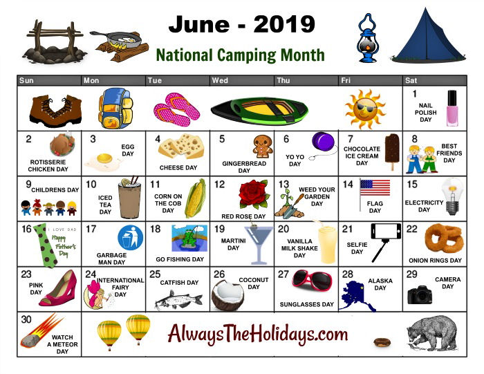 National+Days+in+June