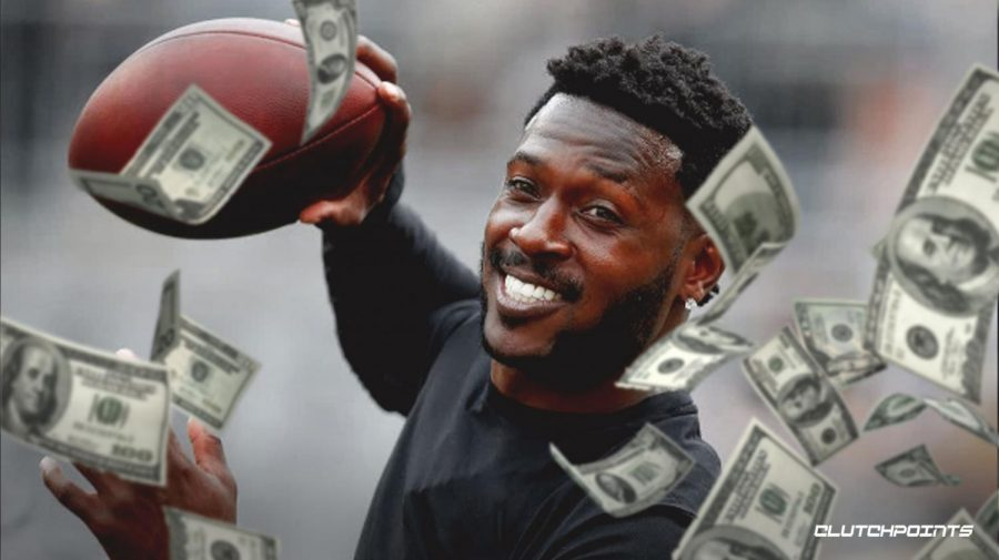 What's Up With Antonio Brown?