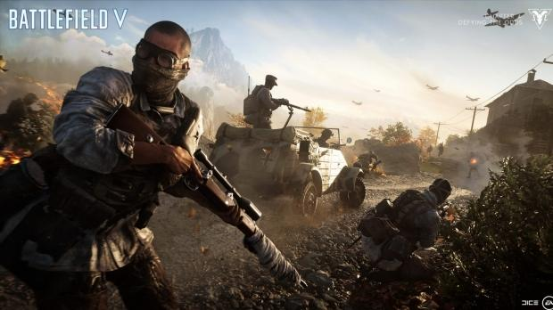 Battlefield+V