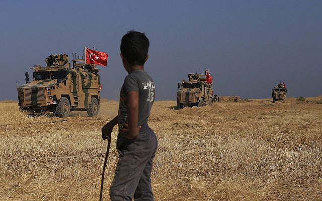 Turkey vs. The Kurds: An Opinion