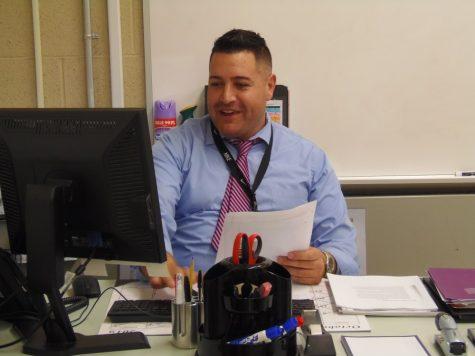 Mr. Peralta Interview