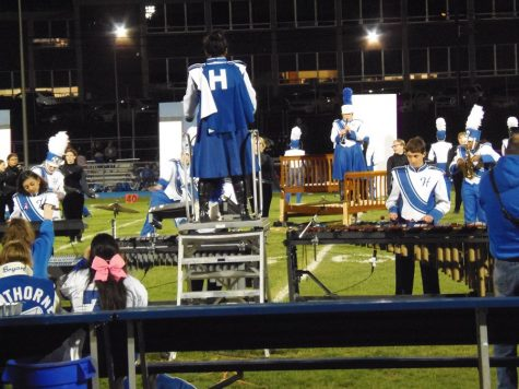 HHS Marching Bears Place 5th at State Championships