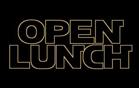 Senior Lunch: Should We Change It?