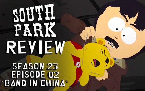 """South Park """"Band in China"""""""