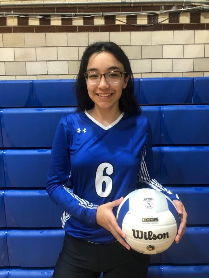 Varsity Volleyball Player Interview: Alexandria Henriquez