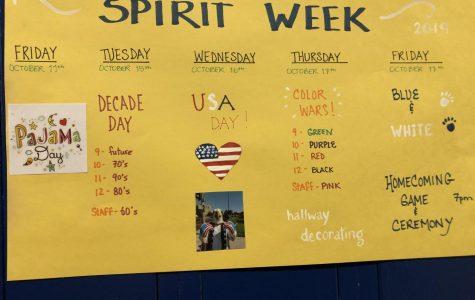 Spirit Week at HHS