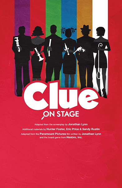 HHS Presents Clue on Stage – Coming Soon!