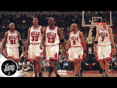 The Basketball Team of the 90's